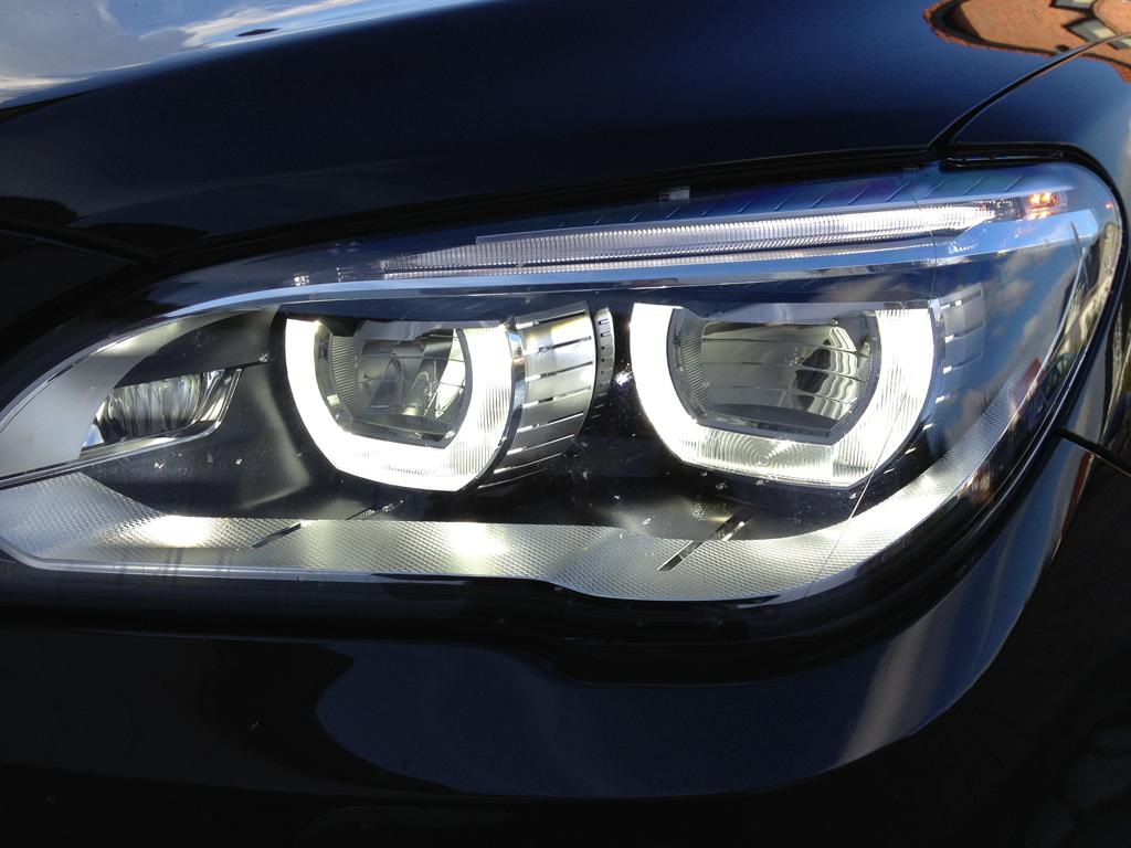 BMW 730d F01 LED Scheinwerfer