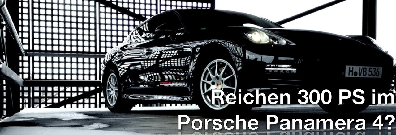 Fahrbericht Porsche Panamera 4