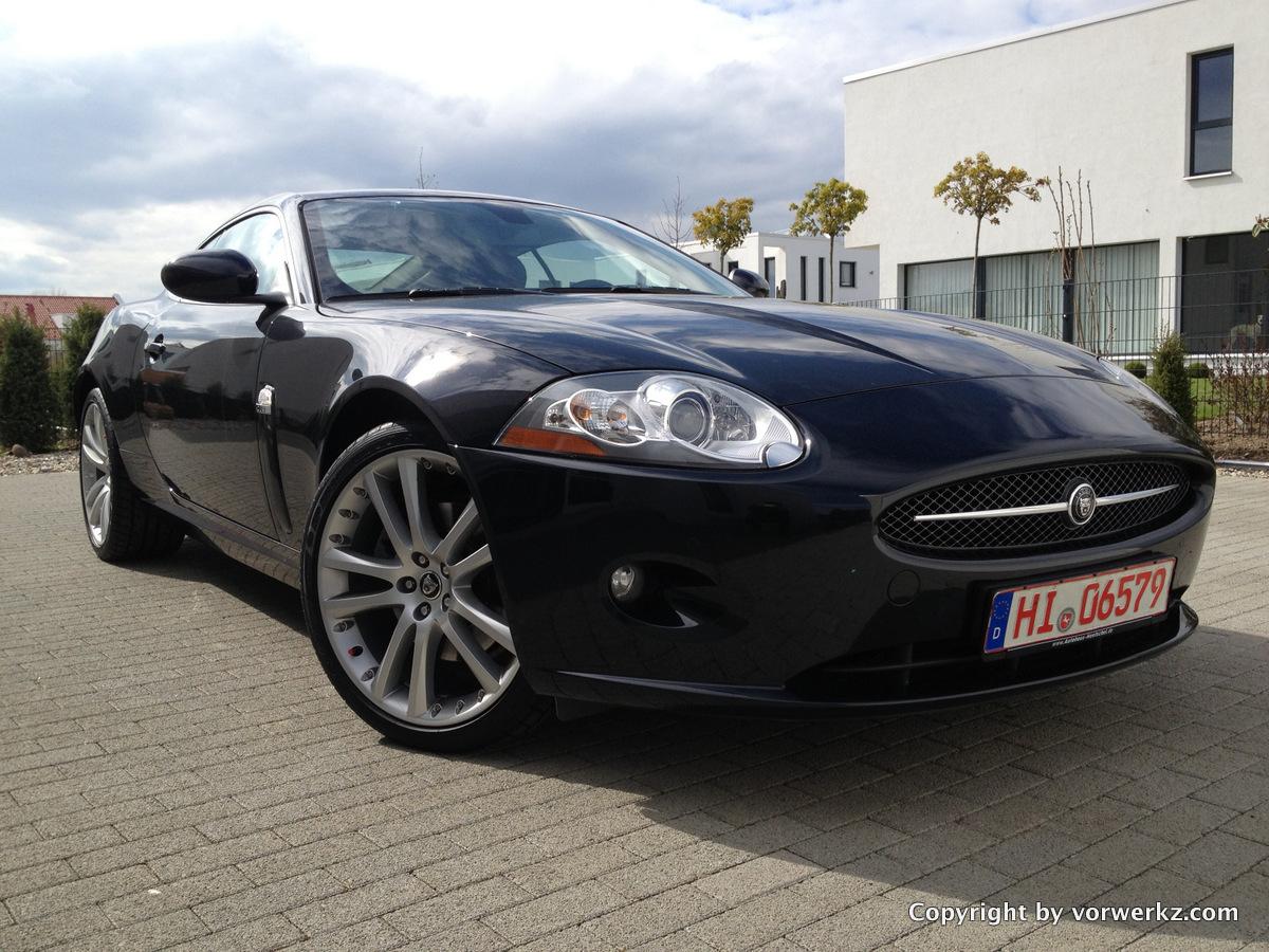 Jaguar XK Coupe 4.2
