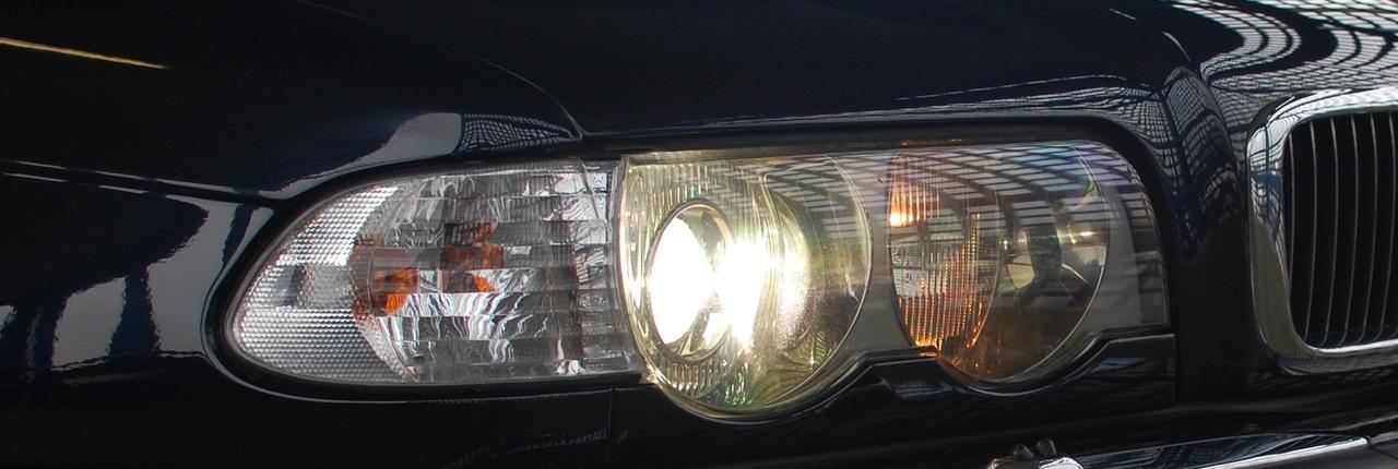 8 Jahre BMW 750i E38